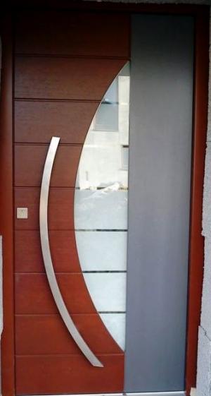 drzwi wejściowe 1 pozbud