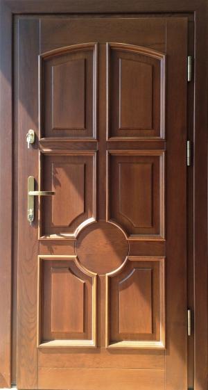 drzwi klasyczne kasetonowe 112