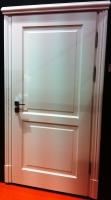 drzwi dębowe białe kaseton 2